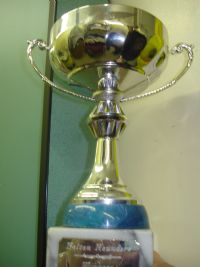 Harper Green Senior Rounders Team Win Tournament